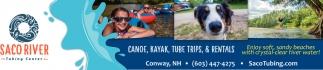 Canoe, Kayak, Tube Trips & Rentals